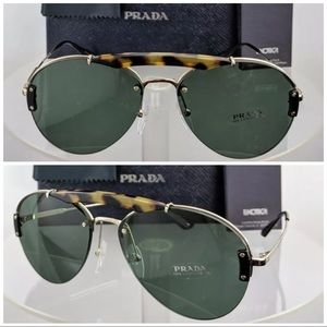 Brand New Authentic Prada Sunglasses SPR 62U